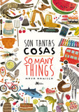 """Son tantas cosas / So many things"" Maya Hanisch / Kinderbuch Spanisch"