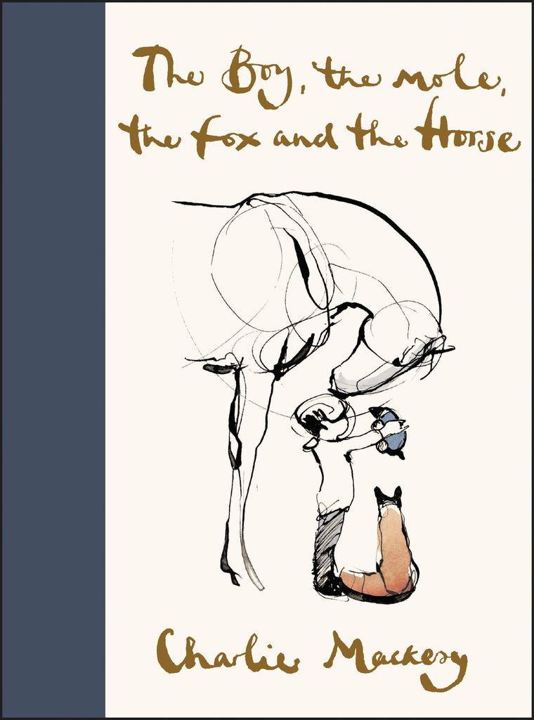 The Boy, The Mole, The Fox and The Horse / Kinderbuch Englisch / Charlie Mackesy