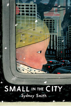 Small in the City / Kinderbuch Englisch / Sidney Smith