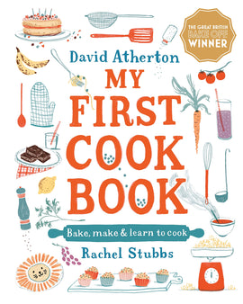 My First Cookbook / Kinderbuch Englisch / David Atherton