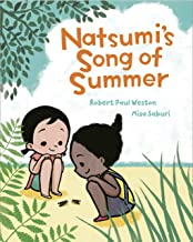Natsumi's Song of Summer / Robert Paul Weston / Bilderbuch Englisch / Tundra