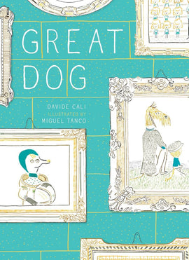 Great Dog / Kinderbuch Englisch / Davide Cali / Miguel Tanco