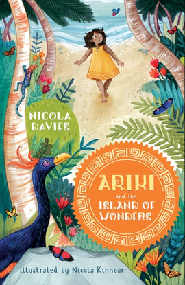 Ariki and the Island of Wonders / Kinderbuch Englisch / Nicola Davies / Nicola Kinnear