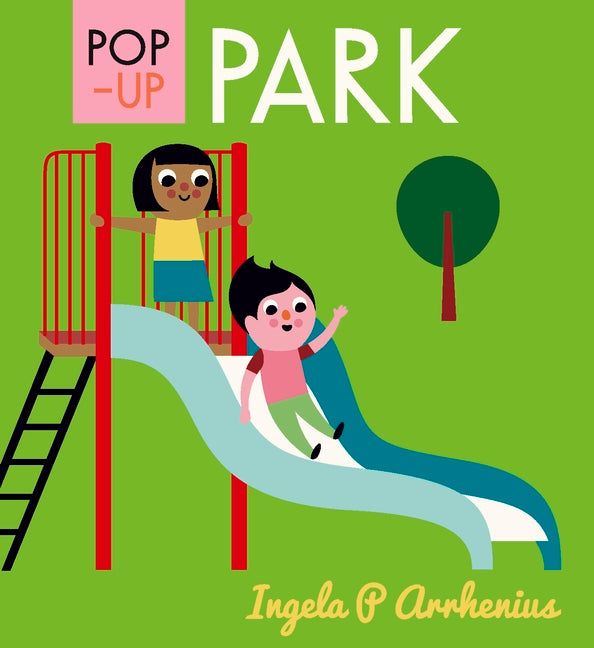 Pop-up Park/  Ingela P. Arrhenius / Kinderbuch Englisch