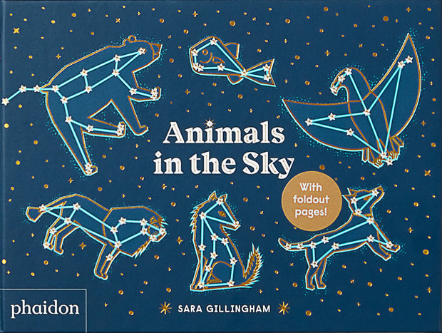 Animals in the sky / Kinderbuch Englisch / Sara Gillingham