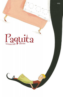 """Paquita"" Germano Zullo / Albertine / Kinderbuch Deutsch"