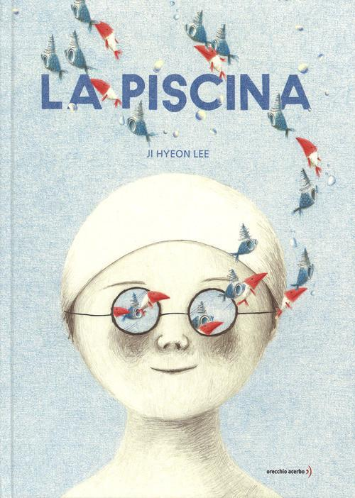 """La piscina"" / Ji Hyeon Lee / Bilderbuch ohne Text / Barbara Fiore / Spanien"