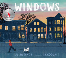 Windows / Kinderbuch Englisch / Julia Denos