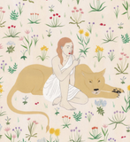 Warriors, Witches, Women - Mythology's Fiercest Females / Kinderbuch Englisch / Kate Hodges / Harriet Lee Merrion