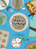 What's Cooking? / Kinderbuch Englisch / Joshua David Stein / Julia Rothman