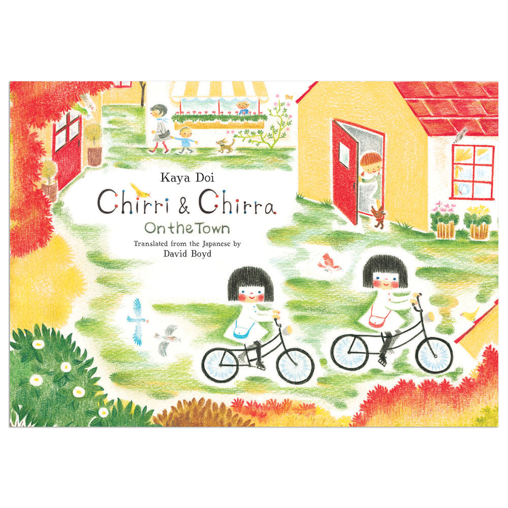 Chirri & Chirra. On the Town / Kinderbuch Englisch / Kaya Doi