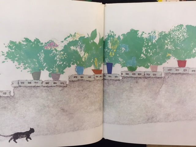 """THE LITTLE WALL (담)"" Jee, Kyoung-Ae / Kinderbuch Koreanisch"