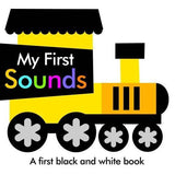 """My First Sounds (Black and White Books) "" Bilderbuch für die Kleinen / Englisch"