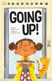 Going up! / Sherry J.Lee / Bilderbuch Englisch / KIds Can Press