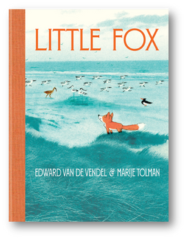 Little Fox / Kinderbuch Englisch / Edward van de Vendel