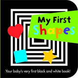 """My First Shapes (Black and White Books) "" Bilderbuch für die Kleinen / Englisch"
