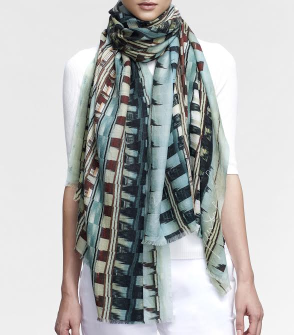 YTC-Winterscape Scarf