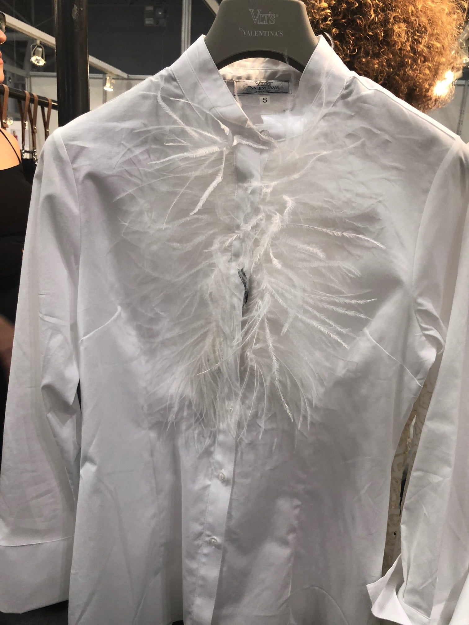 VL-534 Feather Shirt