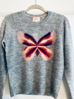 SN-Butterfly Sweater