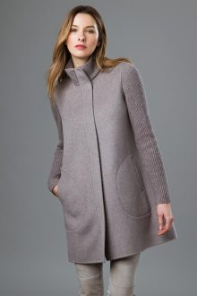 KR-KOR 82 Notch Collar Coat