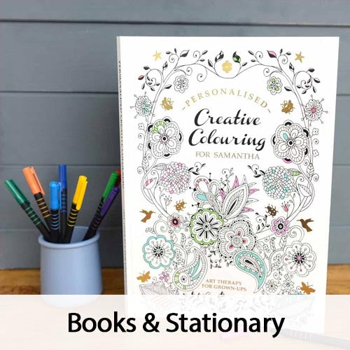 Books & Stationary Gifts