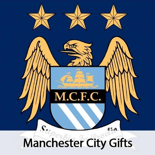Manchester City Football Gifts