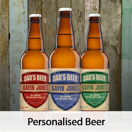 Personalised Beer