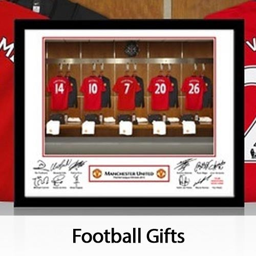 Personalised Football Gifts
