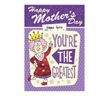 Aunty Acid Greatest Mothers Day Card