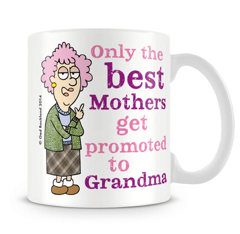 Aunty Acid Best Mothers Mug