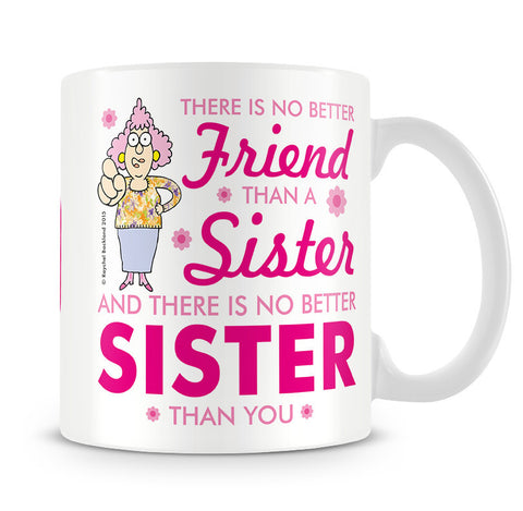 Aunty Acid Sister Friend Mug