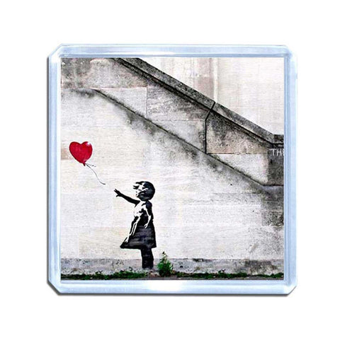 Banksy There Is Always Hope Magnet