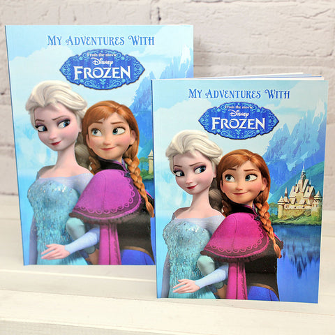 Disney Frozen Adventure Book