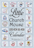 Little Church Mouse Calendar 2016