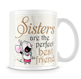 Little Church Mouse Sisters Mug