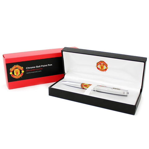 Personalised Manchester United Pen