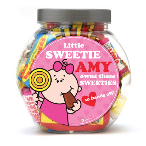 Goochicoo Little Sweeties Sweet Jar