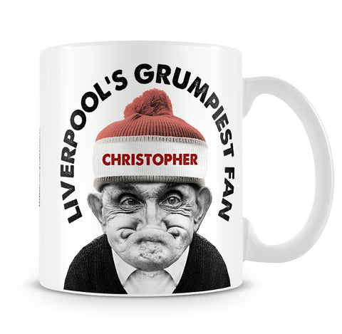 Grumpy Old Gits Liverpool Fan Mug