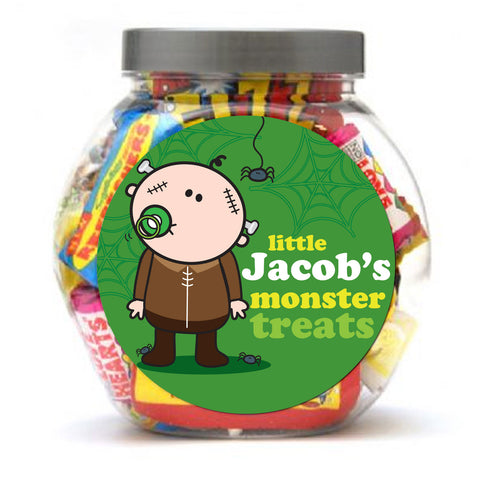 Goochicoo Monster Sweet Jar