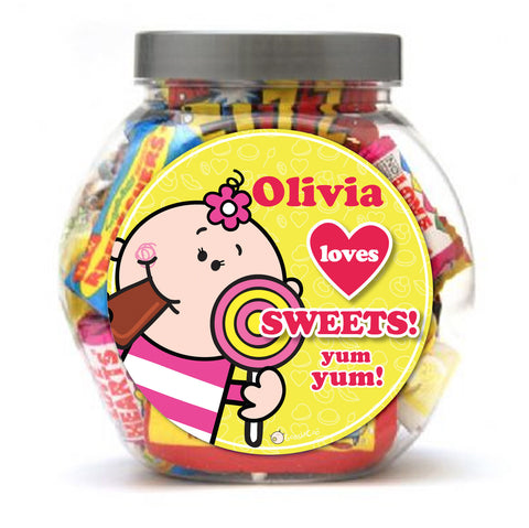 Goochicoo Love Sweet Jar