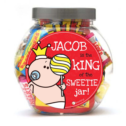 Goochicoo King Of Sweet Jar