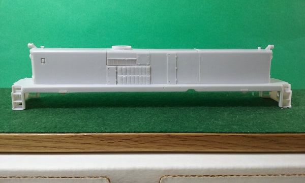 SP Tebu Slug, HO Scale