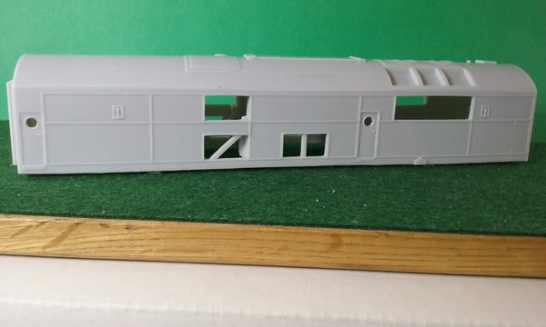 "CNJ DR 4 4 1500 BABY FACE B UNIT "" L "" AS DELIVERED & MODIFIED,TANK,AND ROOF VENTS, HO Scale"