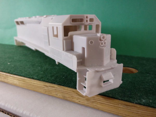 HO Scale CNJ BALDWIN BABY FACE DR-4-4-1500B # L MODIFIED SHELL KIT