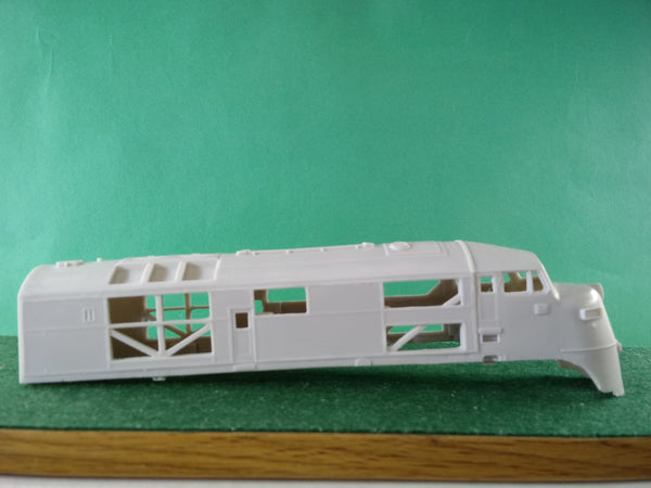 CNJ DR 4 4 1500 BABY FACE  # 70 / 71  A UINT ENGINE SHELL, TANK,AND ROOF VENTS, HO Scale