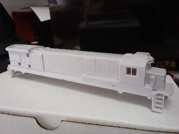 ATSF SF30C Rebuild Locomotive, HO Scale.  RELEASE DATE NO LATER THEN APRIL 10