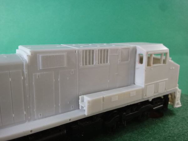 CP AC4400 CWM  Locomotive Shell,  HO Scale