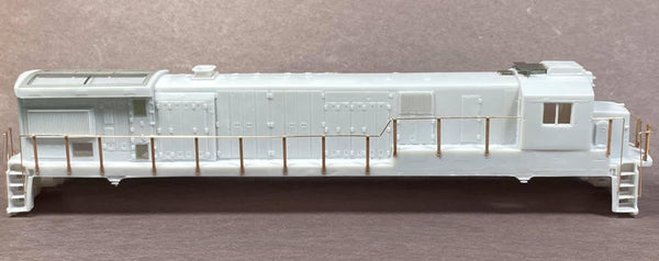 ATSF SF30C Rebuild Locomotive, HO Scale. NEW RELEASE