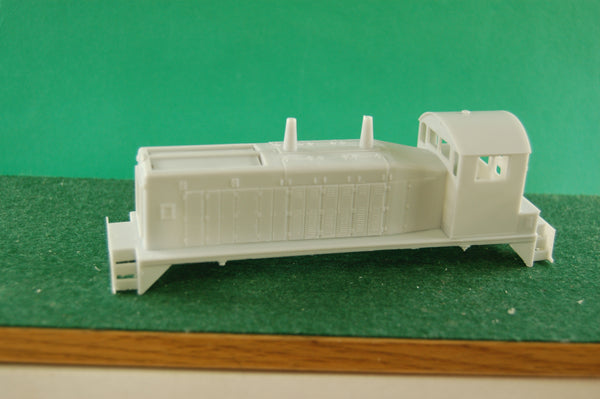 HO SCALE, SW 7 Switcher Engine Shell, To many Road names to mention, PNW Resins New Release.