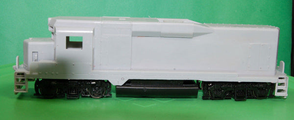 GP30 Road Slug Engine Shell, HO Scale